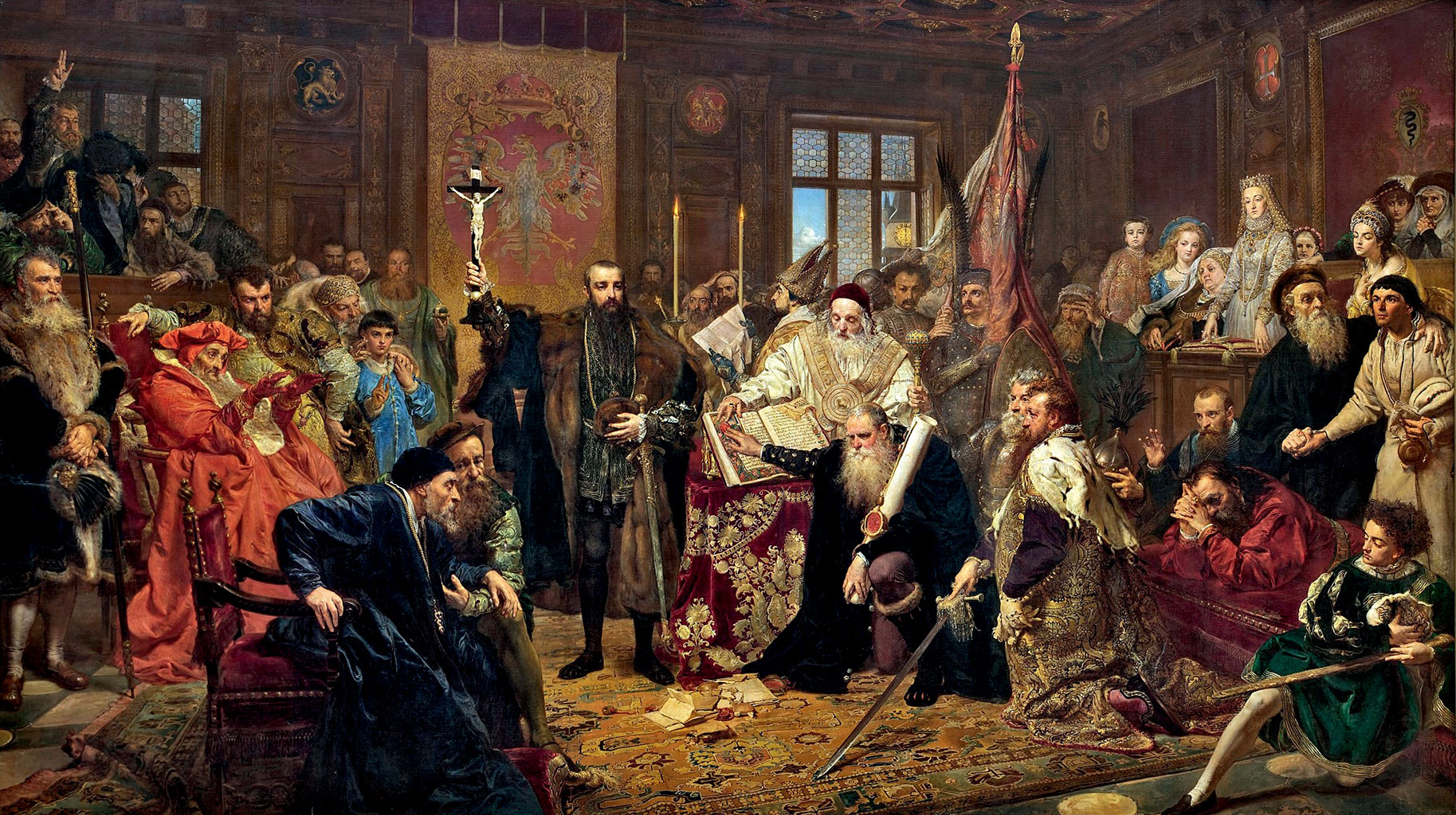 In search of the 'Jagiellonian Idea:' Religion as a Factor of Coherence in the Polish-Lithuanian Commonwealth from  the 14th to the 16th Century