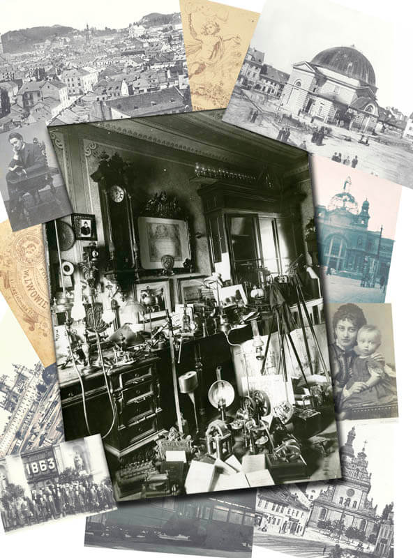 Photographs in Fund Collections of Lviv Archives, Museums and Libraries