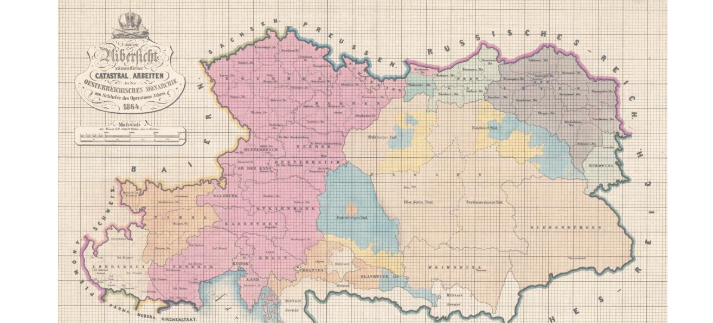 Розробка мап Австрійської монархії 1817 - 1861. Львів і Кадастр Франциска I