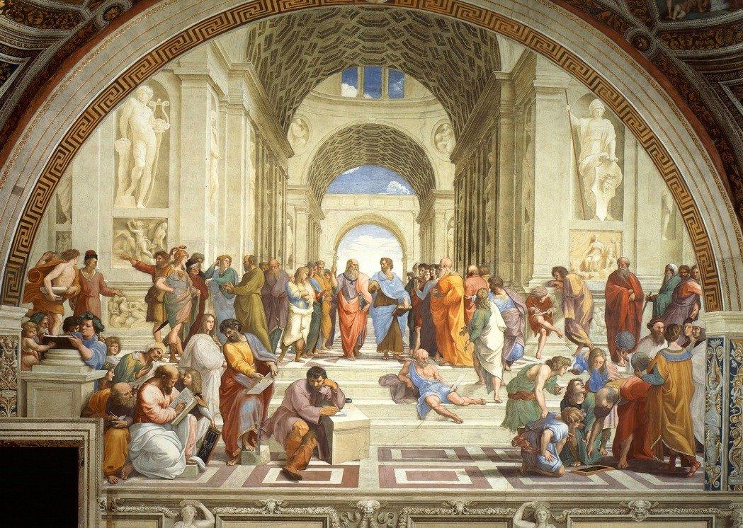 Від античної трагедії до абстрактного живопису: парадигми художньої культури