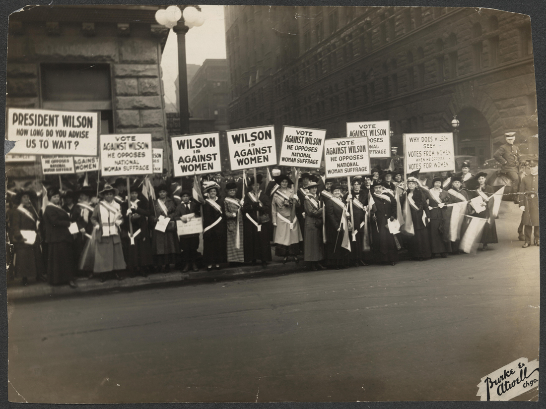 Oral History of Women Activists in New York