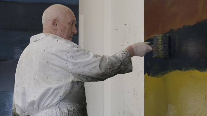 Film about Sean Scully