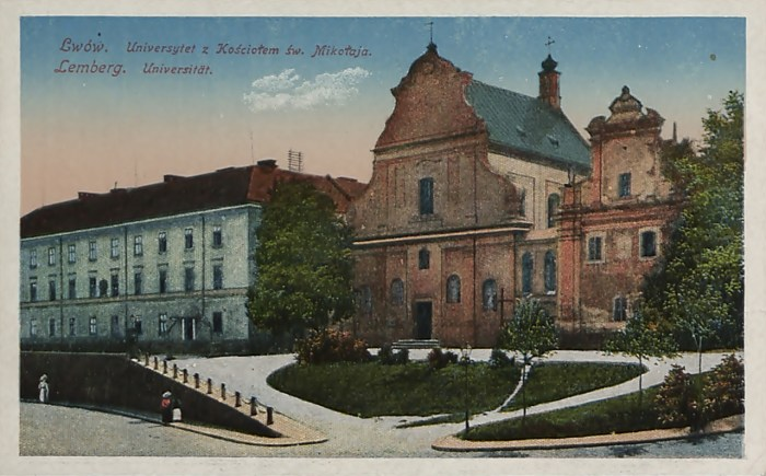 Policultural Lviv as a Factor in the Origin and Development of Lviv's School of Philosophy and Logic