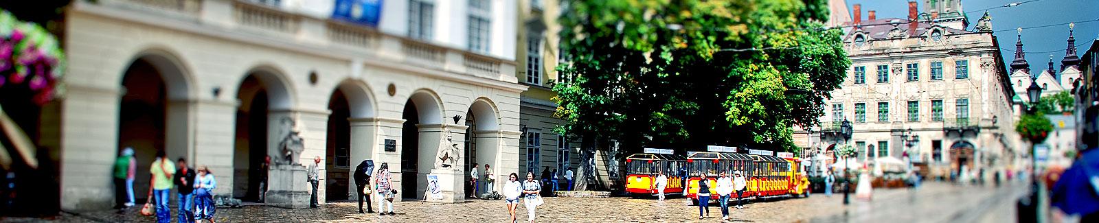 Обличчя сучасного Львова: між культурою для домашнього вжитку і експортним варіантом. Механізми і способи функціонування культурного простору сучасного Львова