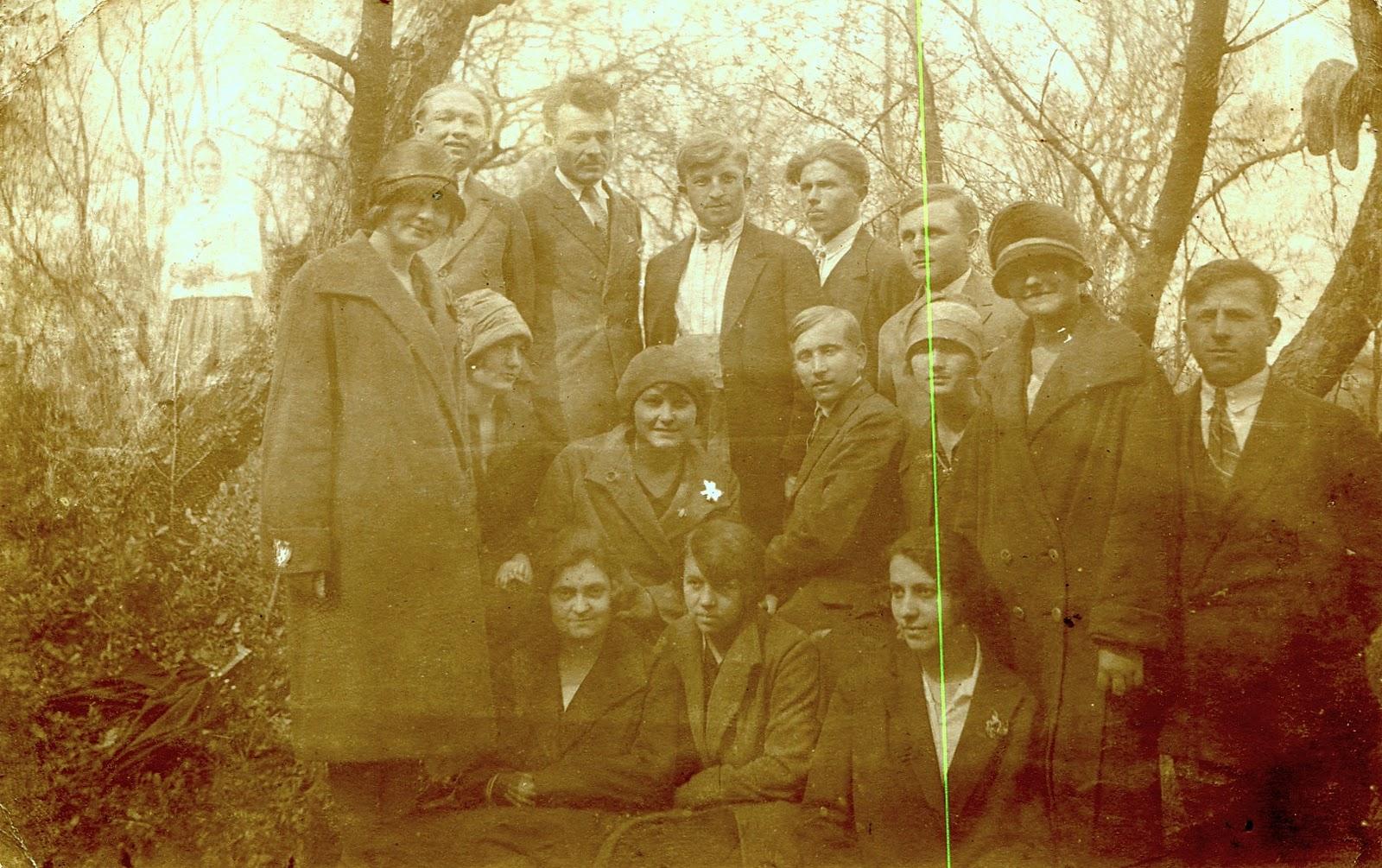 Фотографії з передвоєнного Снятина