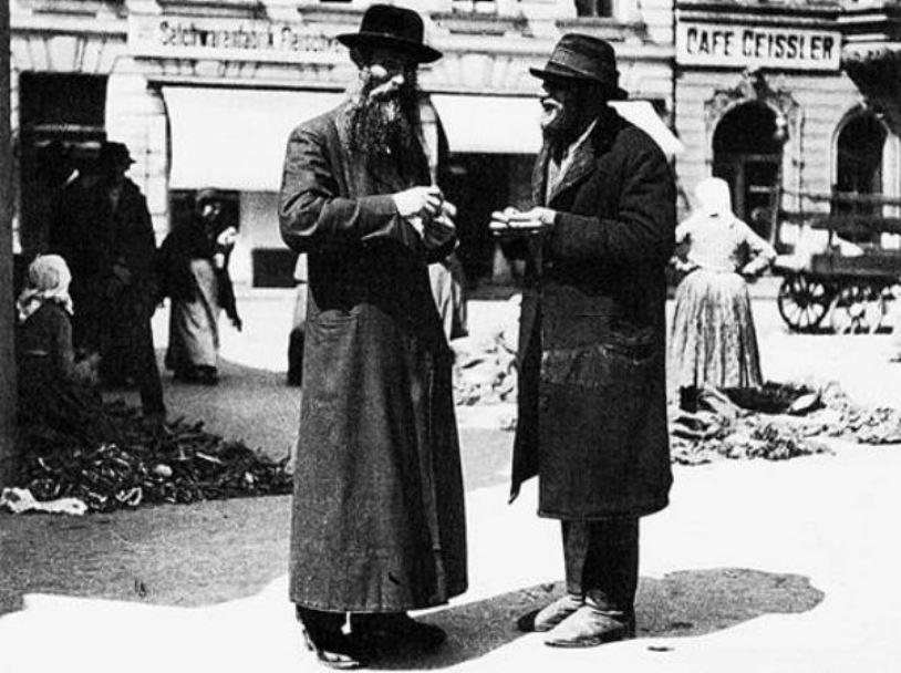 Емансипація забезпечена законом. Правовий статус євреїв у Австро-Угорській монархії
