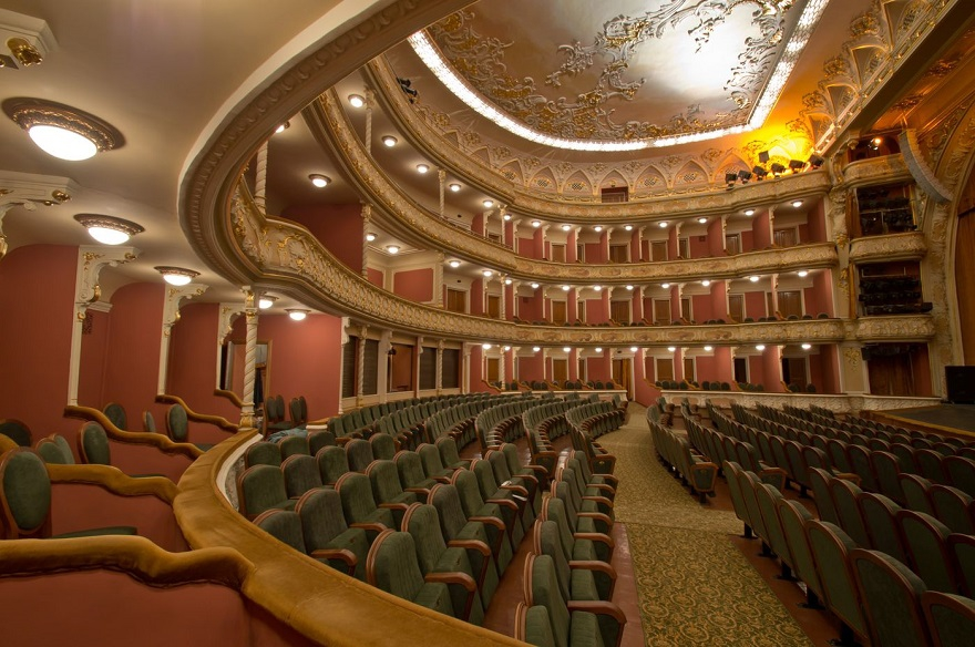 The State of Theater in Ukraine: Comparative Context and Future Possibilities