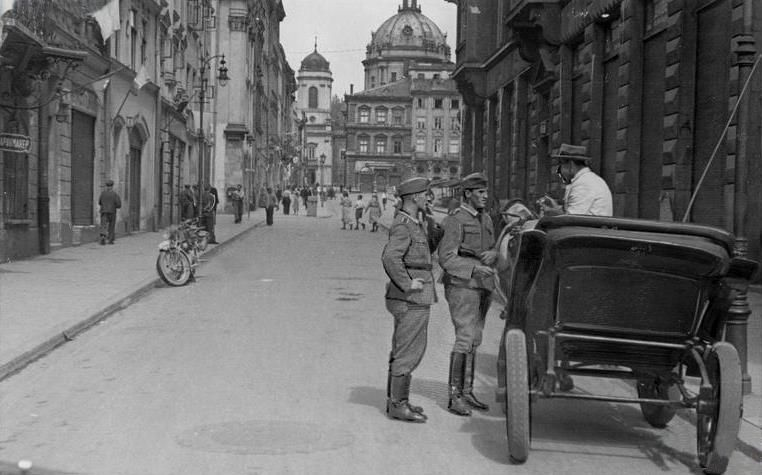 The Denizens of Lviv in World War II: the Specifics of Conduct Conditioned by War