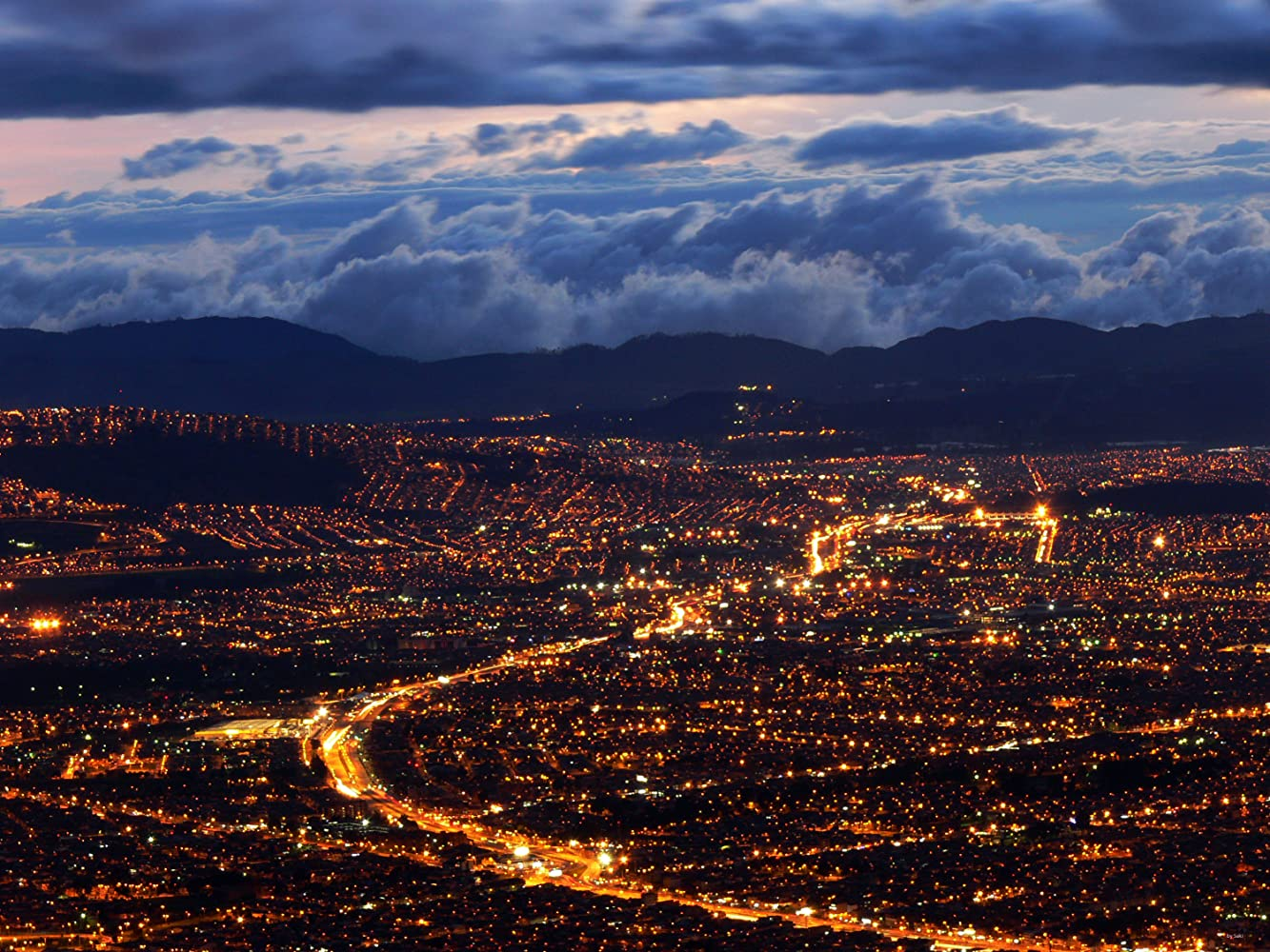 Bogota Change