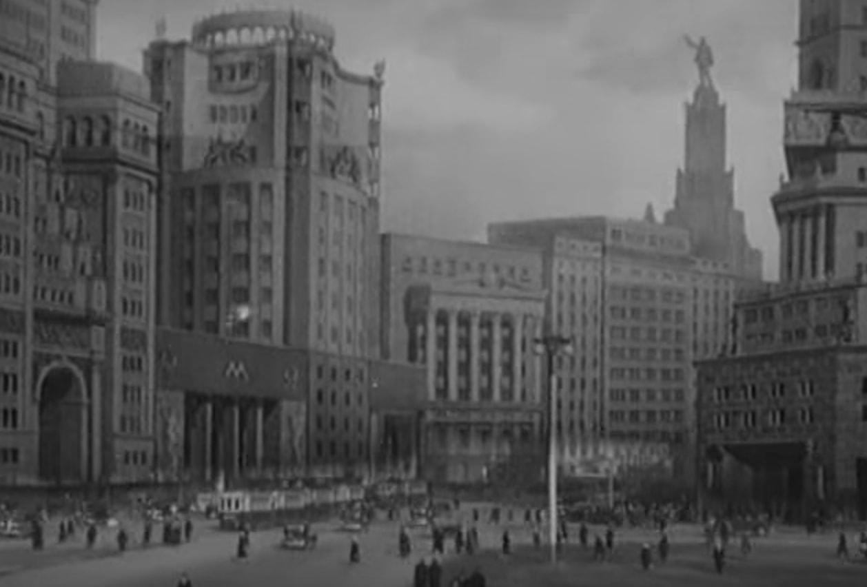 Конструювання образу соціалістичного міста в радянському кінематографі 1930-50-х