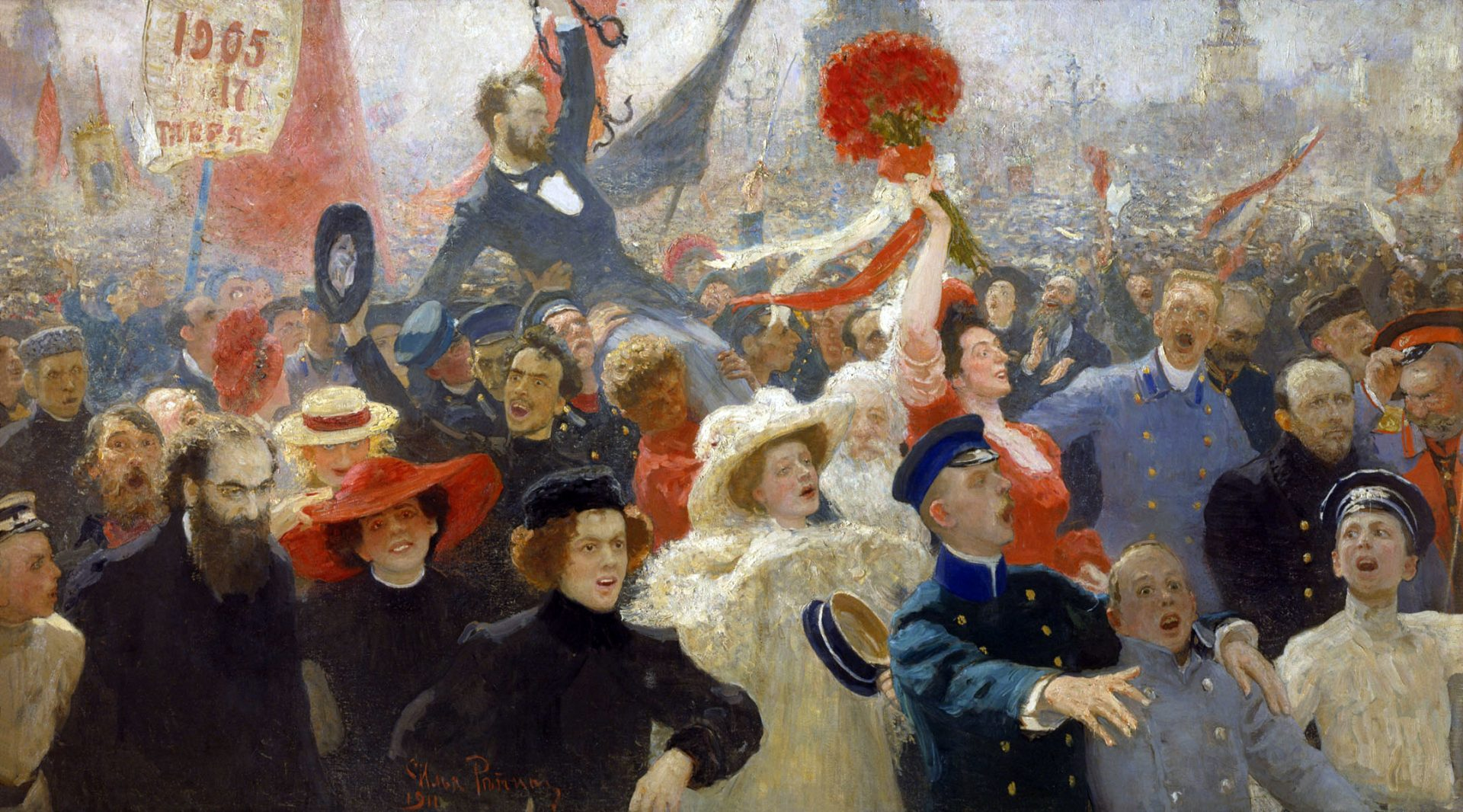 The Towns of Southern Ukraine and the Carnival Revolution of 1905-1907