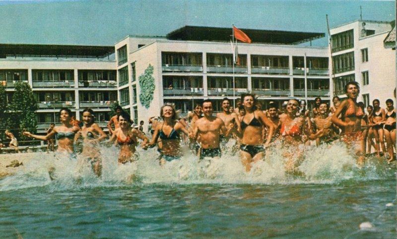 Yevpatoria - Three Centuries of Resort Life