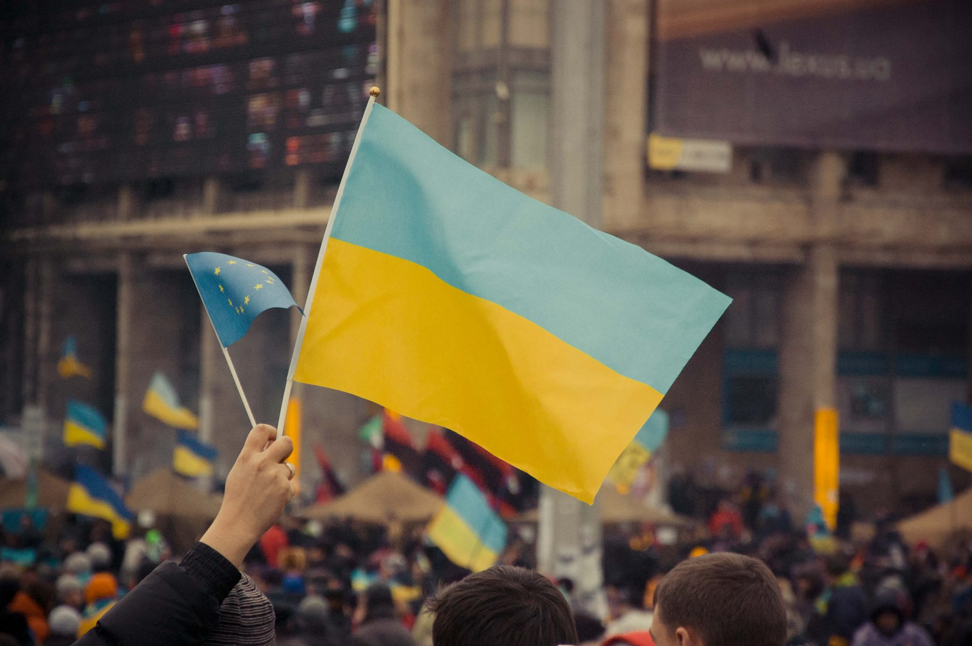 The Voices of Euromaidan