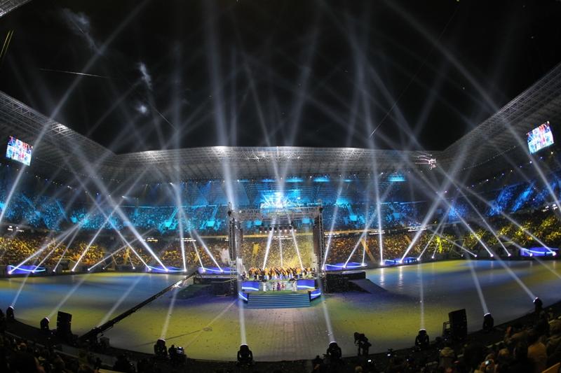 Making Borderland Identity: the case of European Football Championship 2012 in Lviv