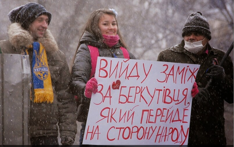 Ukrainian Civil Society, or Who Made the Revolution of Dignity?