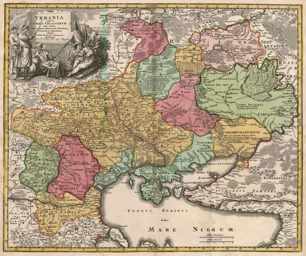 Map Wars of Darkness and Color: The Nationalization of Transnational East European Geographers during the long Great War