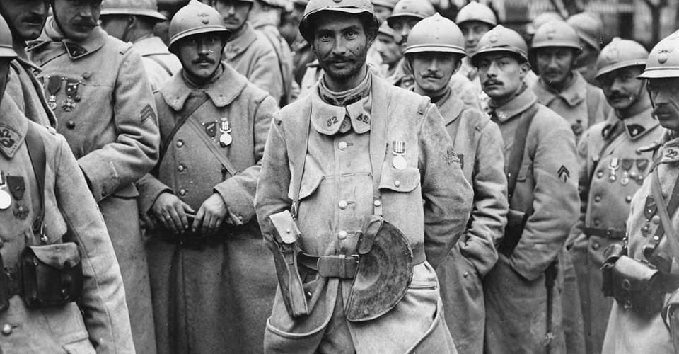 Одяг війни: військова уніформа Першої світової війни