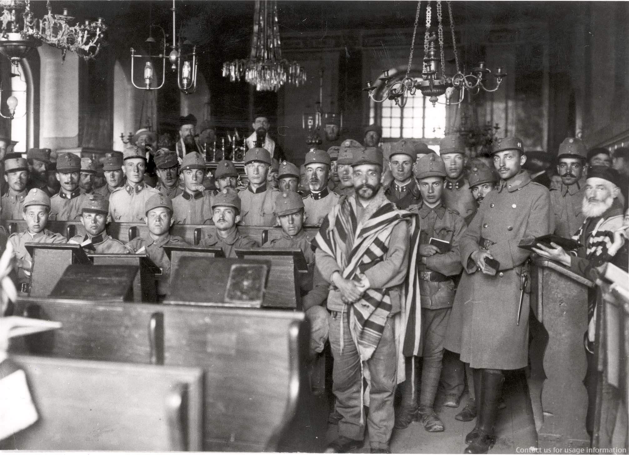 Jewish Soldiers in the First World War