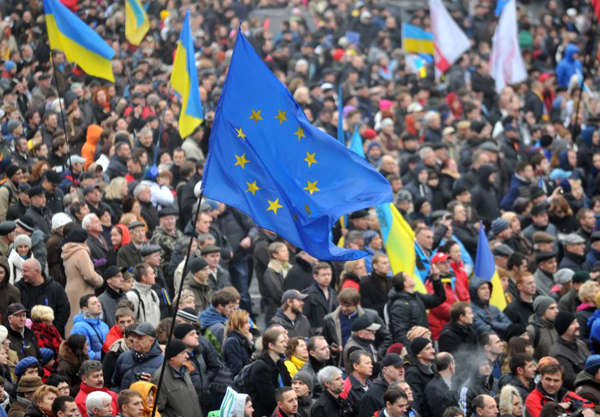 Close and Together: Ethnical, Political, and Human in Modern Ukrainian Society