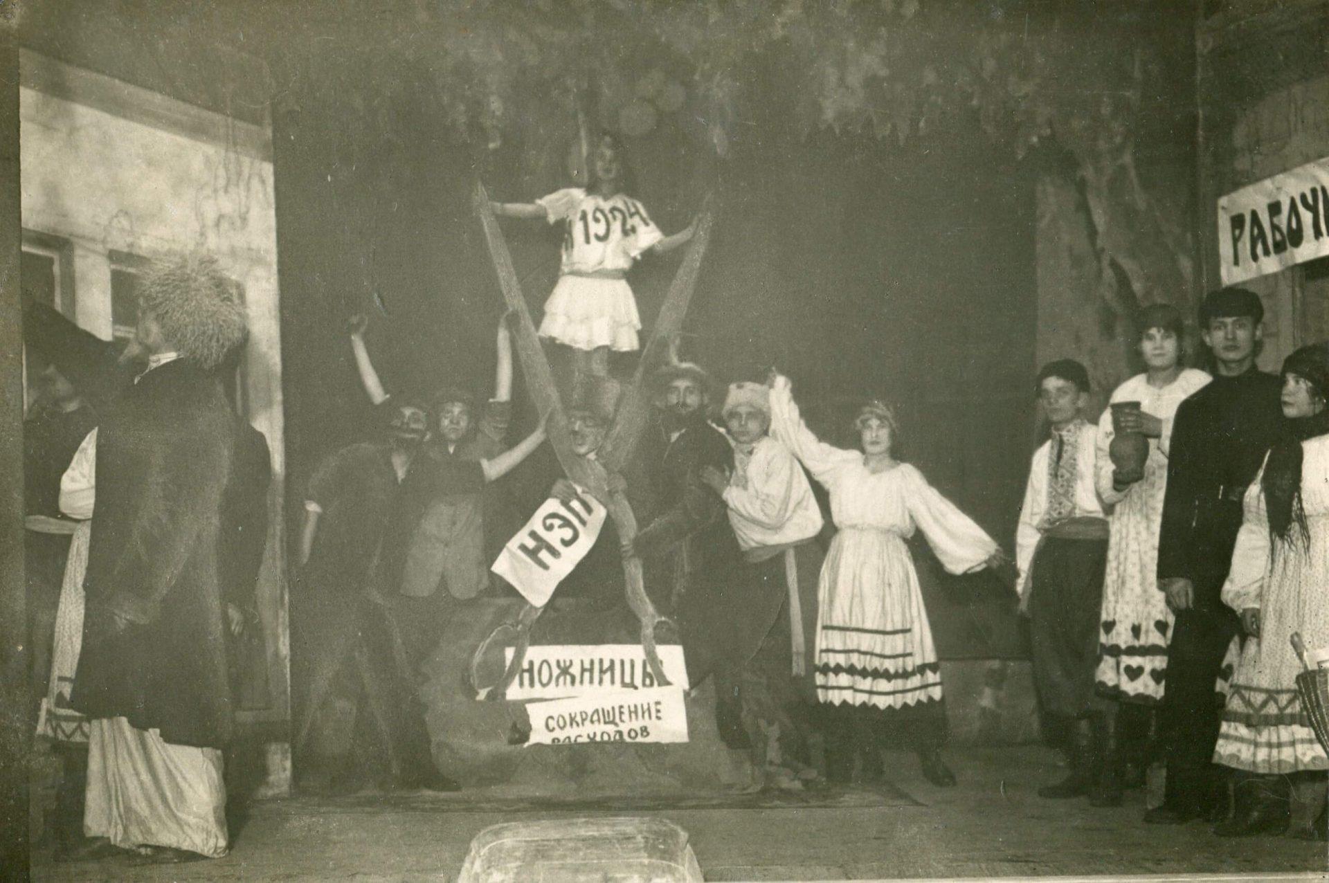 Робітничі клуби та радянізація дозвілля працівників Харкова у 1920-1930-ті роки