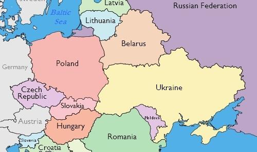 А де ж Східна Європа?