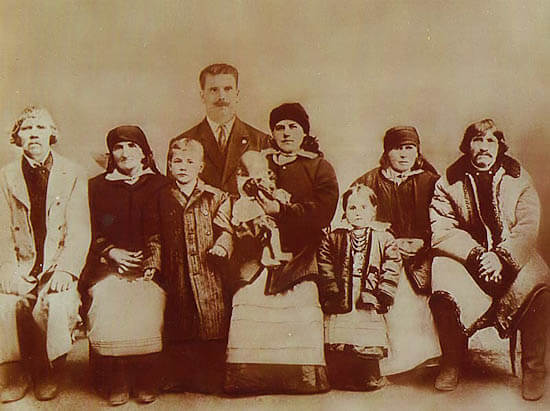 Patriarchal Matriarchy: the head, neck and other organs of power in the traditional Ukrainian family