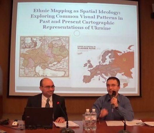 Етнічне мапування як ідеологія простору