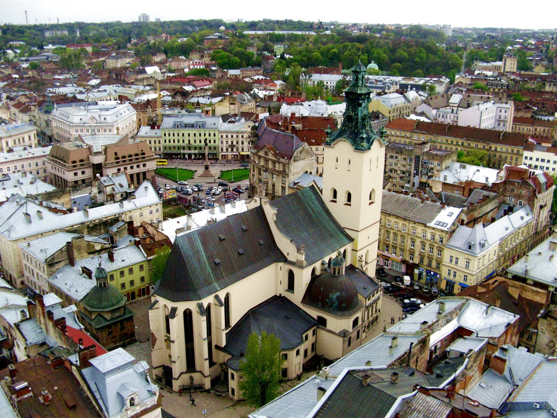 Heritage Sites and Memory Politics in Contemporary Lviv