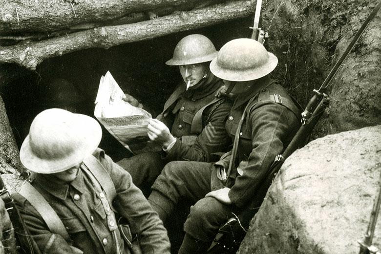 Мовлення галичан у контексті Великої війни