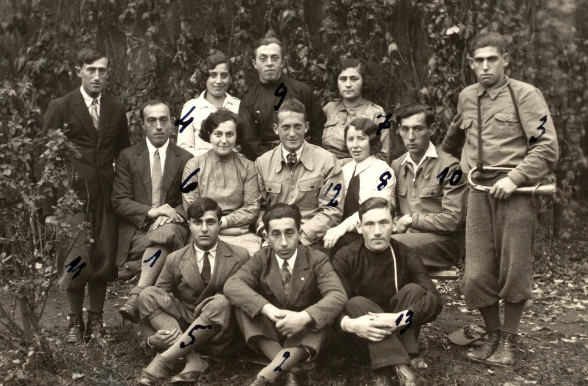 Israel's Polish Roots