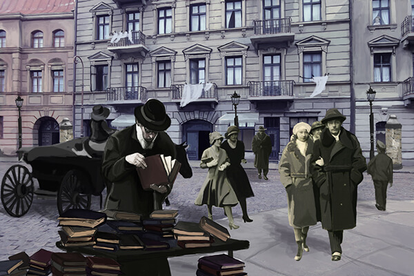 "Multiculturalism, Polyphony, Silence: the ""Other One' of the Inter-War Lviv in Literature"