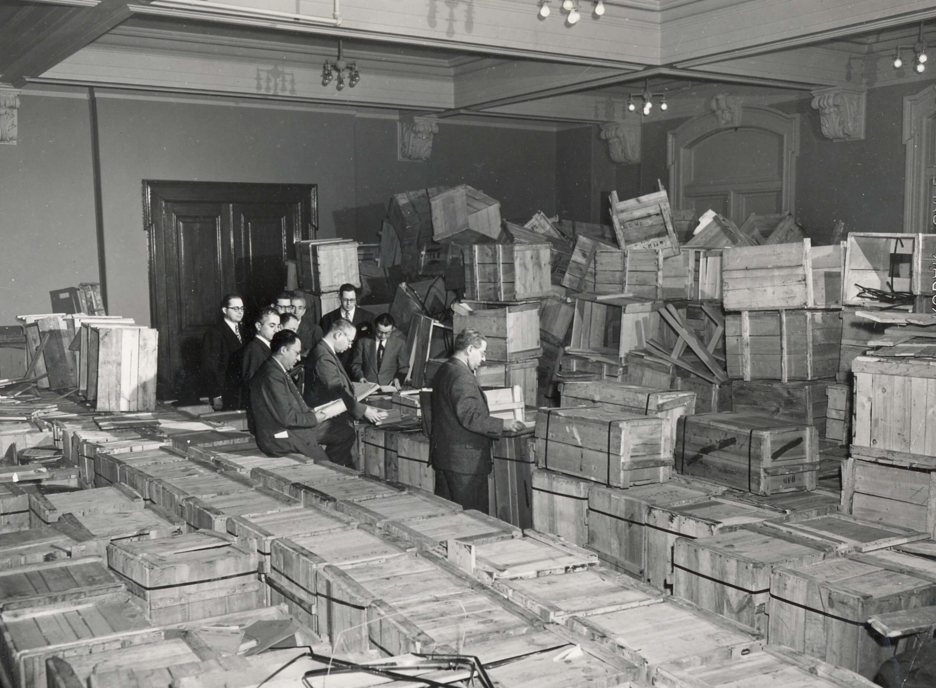 The Book Smugglers of the Vilnius Ghetto