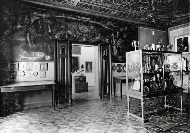 Lviv Collections Before 1939: Art Patrons, Communities, Institutions