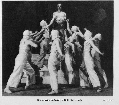Women in Lviv Avant-Garde: Arts, Dance, Photography