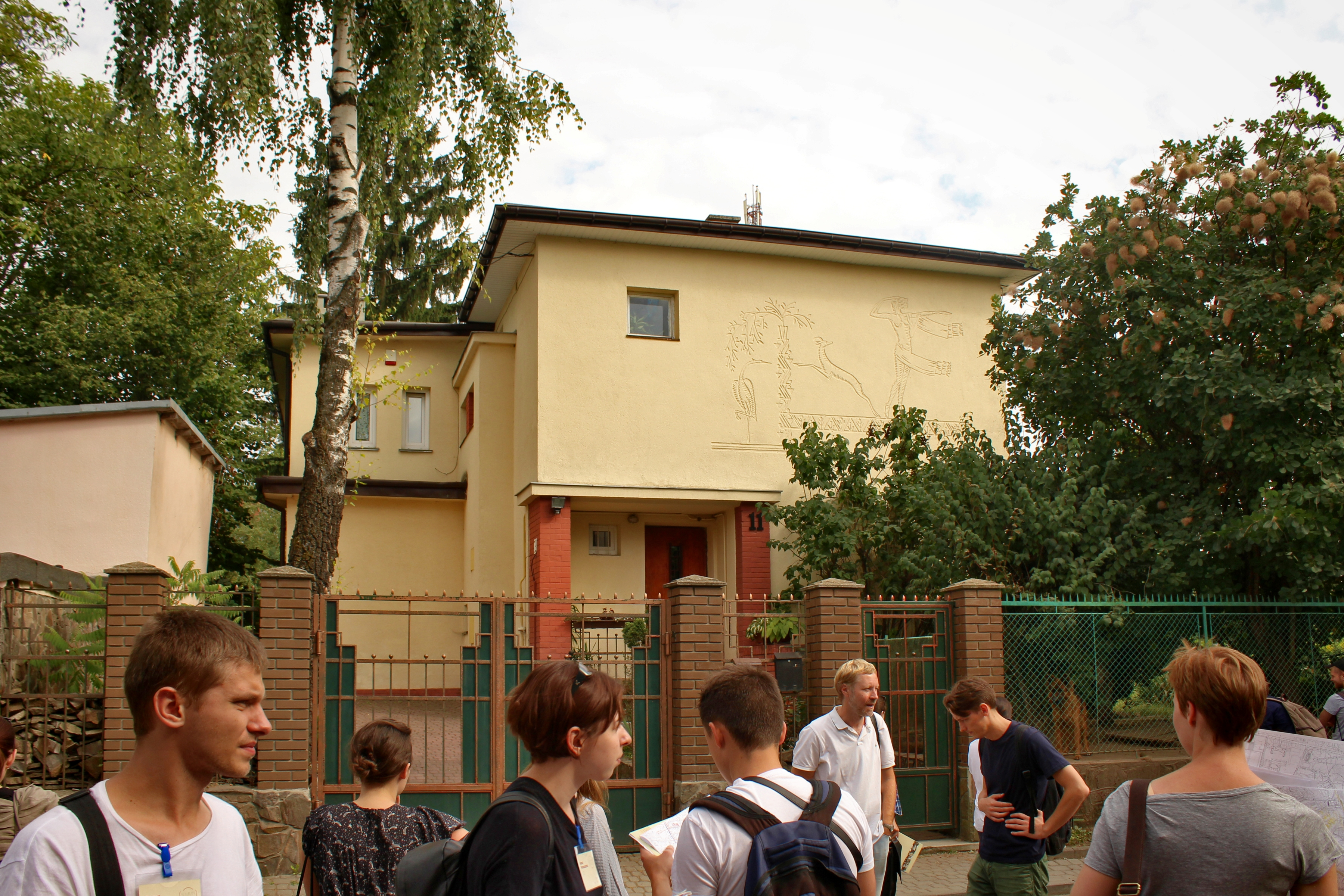 Міська прогулянка архітектурою модернізму міжвоєнного Львова