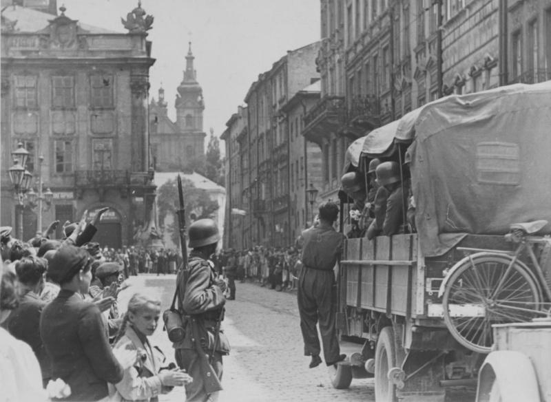 Перед обличчям Катастрофи: поведінка мешканців Львова під час Голокосту (1941-1944)