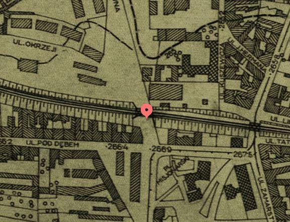 1943 рік на інтерактивній карті Львова
