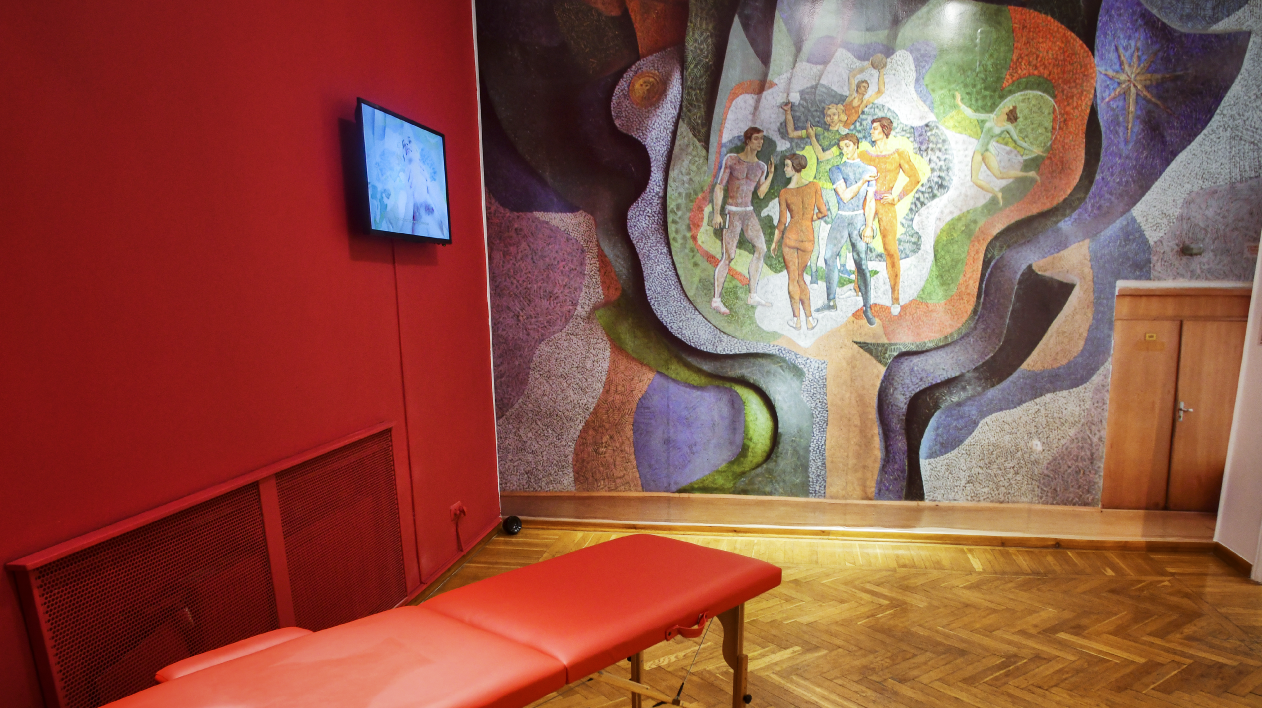 British Council Artist Residency Programme SWAP: UK/Ukraine