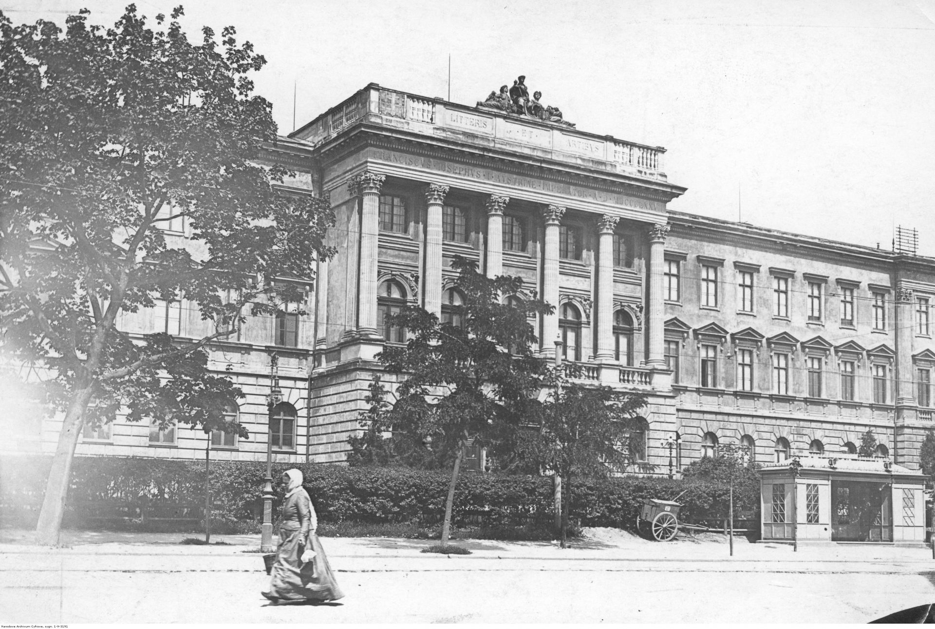 The Habsburg Higher Technical School in Lviv — Lviv Polytechnic