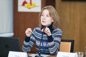 Dr. Olena Betlii