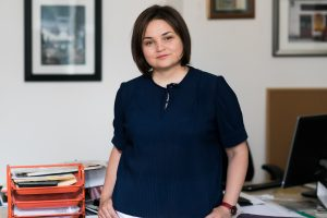 Dr. Sofia Dyak