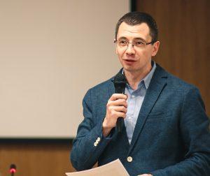 Dr. Volodymyr Kulikov