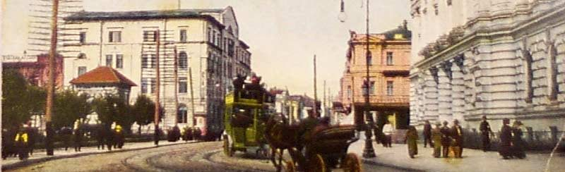 Dreaming for Modernity: Kharkiv in the late 19th – early 20th century