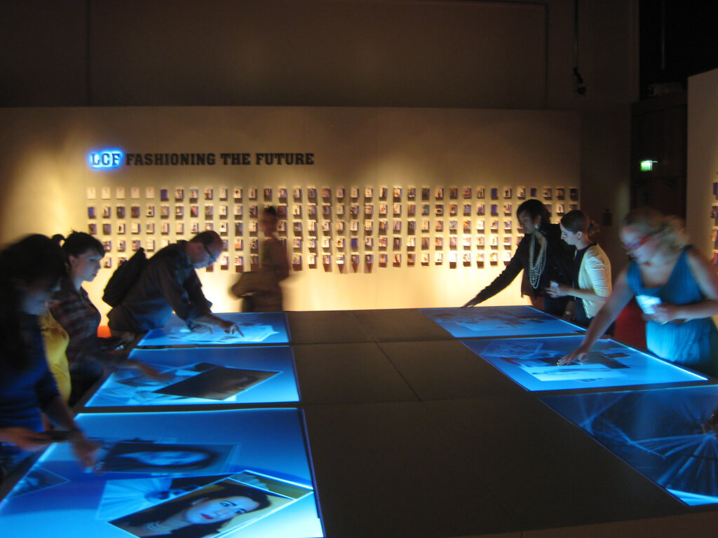 Interactivity at the Museum: Ideas for Efficient Learning and Communication