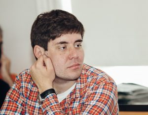 Oleksiy Chebotarov