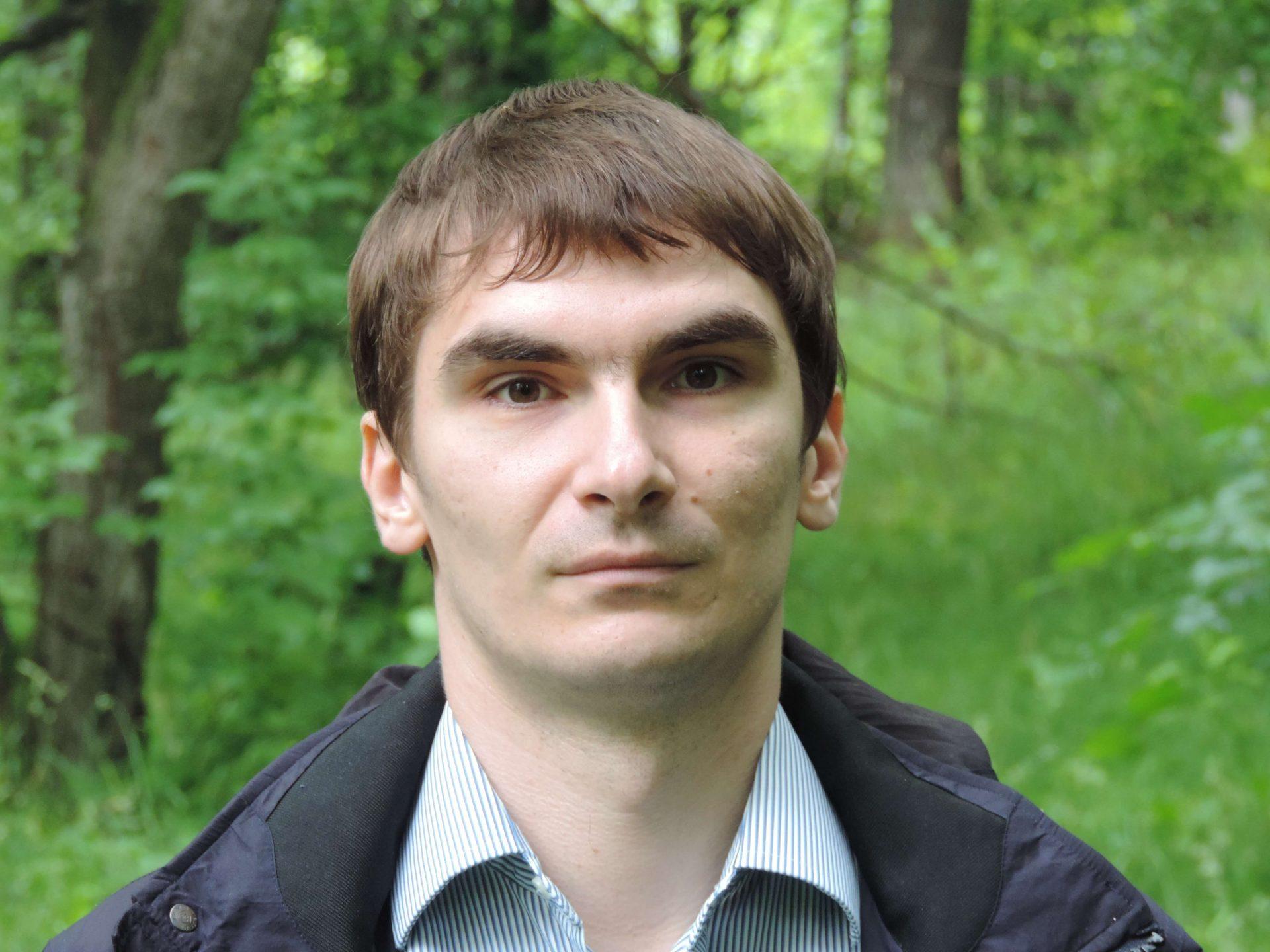 Dr. Mikhail Ilchenko