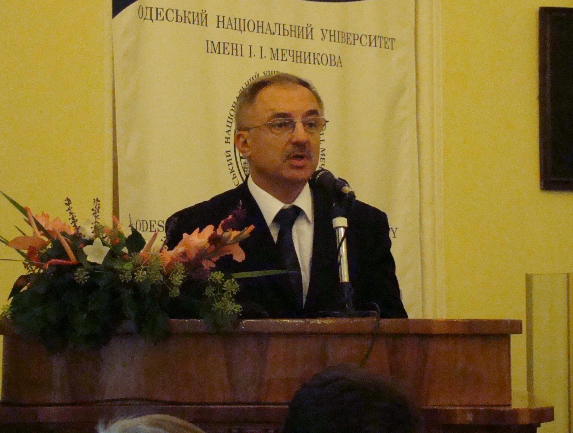 Prof. Karol Sanojca