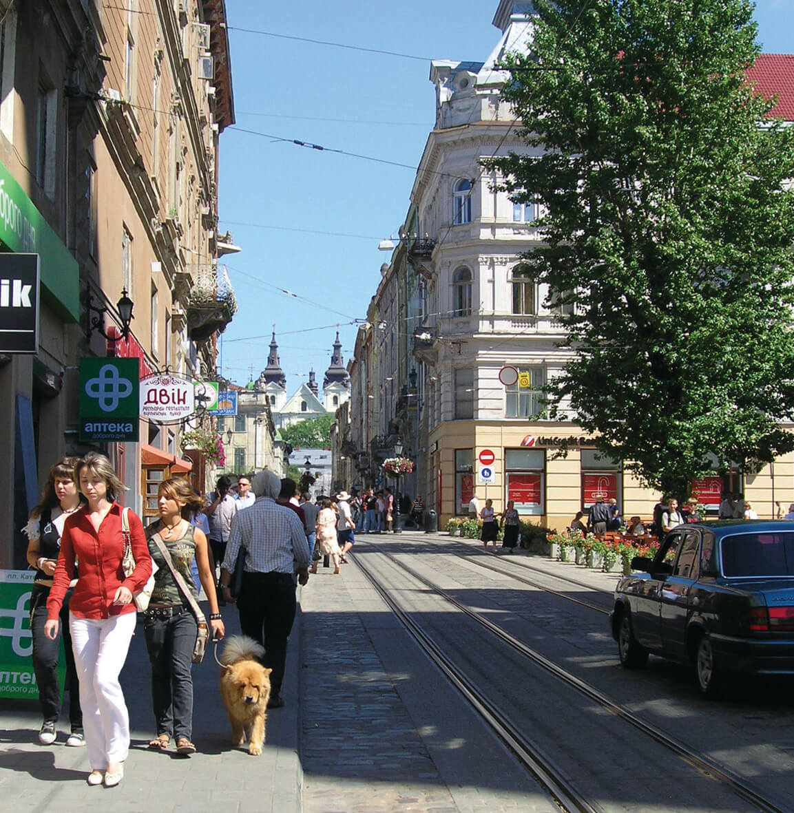 Lviv as a Mirror: Mutual Images of Lviv Residents in the Narratives of the 20th-21th Centuries