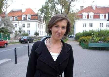 Др. Ольга Лінкєвич