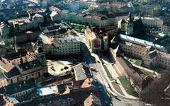 Міський дизайн і планування